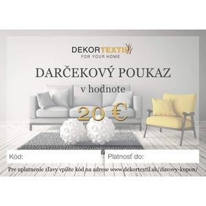 d365d3ecc PROFIKUCHAR.SK Darčekový poukaz na nákup 20 (45 kúskov ...
