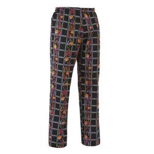 EGOCHEF Kuchárske nohavice Papričky, 100% bavlna XXXL vyobraziť