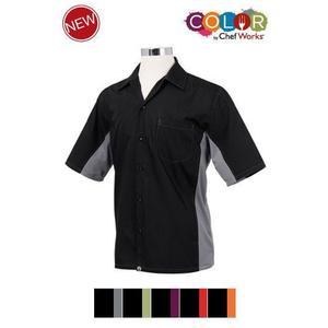 CHEF WORKS Pánska čašnícka košeľa vyobraziť