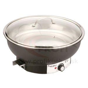 Chafing Dish okrúhly, 6, 8 l vyobraziť