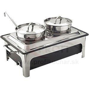 E-Chafing dish na polievky vyobraziť