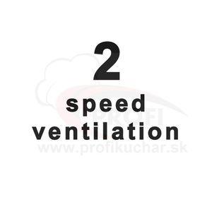 2 rýchlostný ventilátor vyobraziť