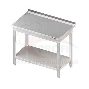 Pracovný stôl s policou 1400x600x850mm vyobraziť