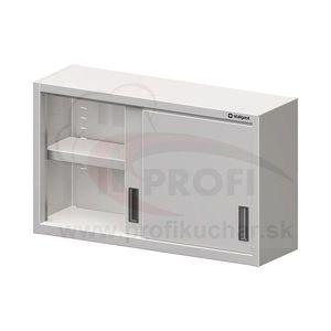Nástenná skrinka - posuvné dvere 900x300mm vyobraziť