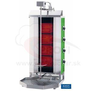 Elektrický stroj na kebab GASTROMARKET 60 vyobraziť