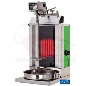 Elektrický stroj na kebab GASTROMARKET 5 vyobraziť