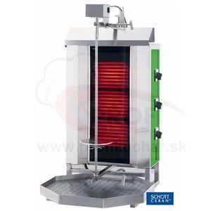 Elektrický stroj na kebab GASTROMARKET 40 vyobraziť