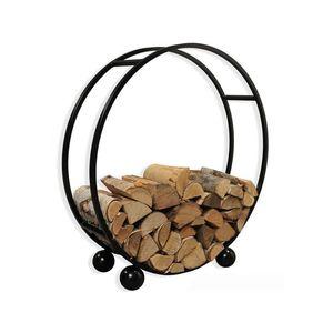 WinterFire Zásobník na krbové drevo DAISY 80 cm vyobraziť