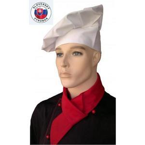 Vysoké kuchárske čiapky vyobraziť