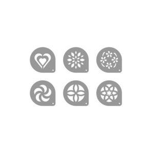 Tescoma šablóny na cappuccino myDRINK, 6 ks vyobraziť