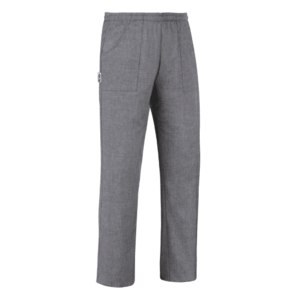 EGOCHEF Kuchárske nohavice Grey mix XXXL vyobraziť