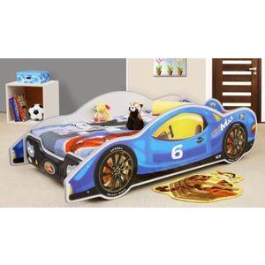 Artplast Detská posteľ Auto Mini Max modré vyobraziť