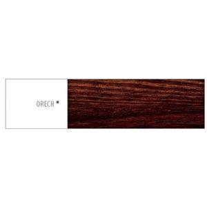 Stolička - masív KT248 | borovica Farba: Orech vyobraziť