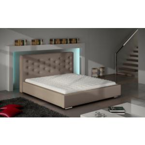 ArtMarz Manželská posteľ Savanna Savanna: 180 x 200 cm vyobraziť