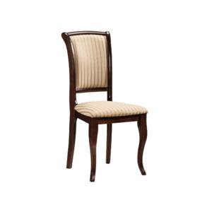 Jedálenská stolička MN-SC/tmavý orech vyobraziť