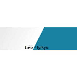 Meblar Regál MOBI MO 5 Farba: Tyrkysová vyobraziť