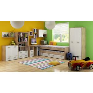 WIP Detská izba KITTY 3 Farba: Dub sonoma svetlá / levanduľa / fialová vyobraziť
