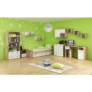WIP Detská izba KITTY 3 Farba: craft zlatý / craft biely vyobraziť