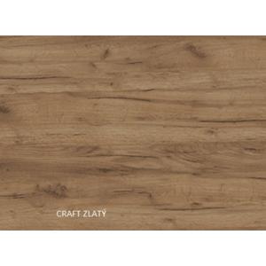 WIP Botník ARES 2/1 Farba: craft zlatý vyobraziť