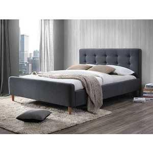 Signal Manželská posteľ PINKO Farba: Sivá vyobraziť