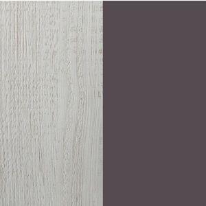Meblar Rohová šatníková skriňa Next NX2 Farba: Sivá vyobraziť