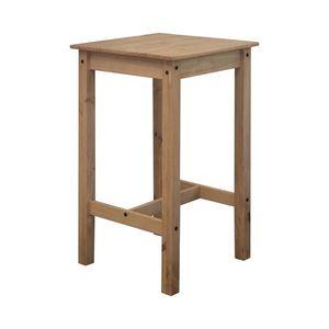 Barový stôl CORONA 2 vosk 16118 vyobraziť