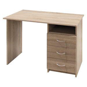 Písací stôl 50044 dub vyobraziť