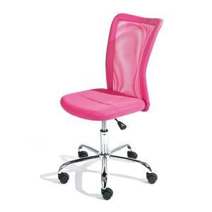 Kancelárská stolička BONNIE ružová vyobraziť