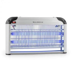 Waldbeck Mosquito Ex 5000, lapač hmyzu, 38 W, UV svetlo, 150 m², strieborný vyobraziť
