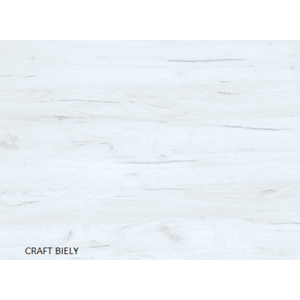 WIP Komoda K-4044S Farba: craft biely vyobraziť