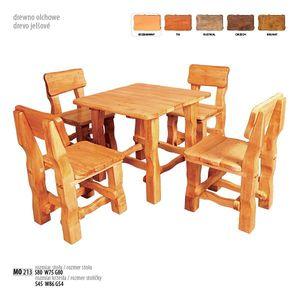 Drewmax Záhradné sedenie MO213 Prevedenie: Záhradný set vyobraziť