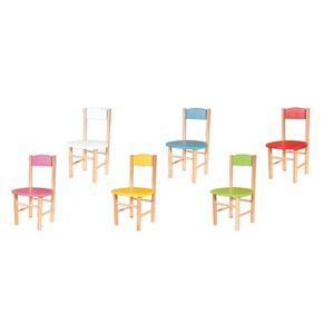 Drewmax Detská stolička AD251 Farba: Biela vyobraziť