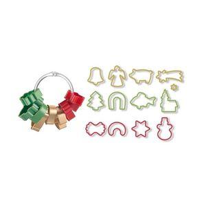 Tescoma vykrajovače vianočné DELÍCIA, 13 ks vyobraziť