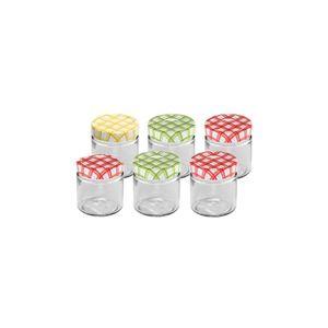Tescoma zaváracie poháre DELLA CASA 200 ml, 6 ks vyobraziť