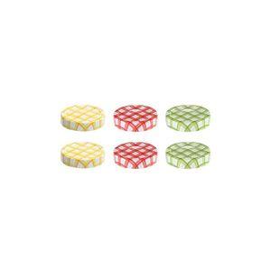Tescoma viečka pre poháre DELLA CASA 125 a 200 ml, 6 ks vyobraziť