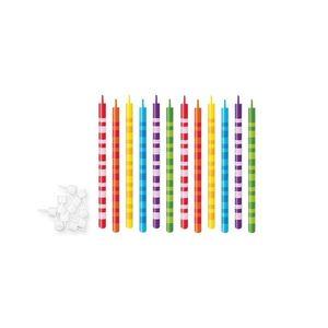 Tescoma tortové sviečky DELÍCIA KIDS 10 cm, 12 ks vyobraziť