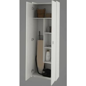 Tempo Kondela Kúpelňa Natali Natali: kombinovaná skriňa typ 6 biela vyobraziť