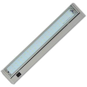 LED osvetlenie kuchynskej linky vyobraziť