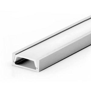 Nástenné profily pre LED pásiky vyobraziť