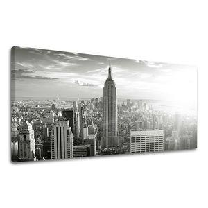Obraz na stenu PANORÁMA MESTO / NEW YORK ME134E13 (moderné obrazy na stenu) vyobraziť