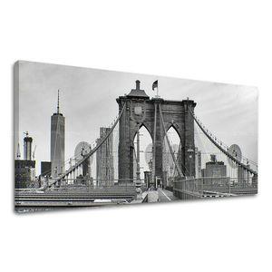 Obraz na stenu Panoráma MESTO / NEW YORK ME114E13 (moderné obrazy na plátne) vyobraziť