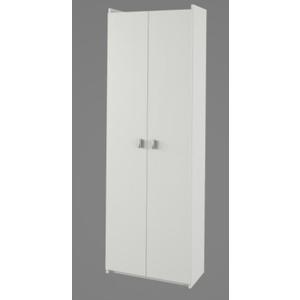 Tempo Kondela Kúpelňa Natali Natali: policová skriňa typ 2 biela vyobraziť