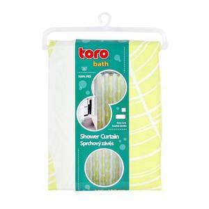 TORO Sprchový záves textilný, 180 x 180 cm vyobraziť