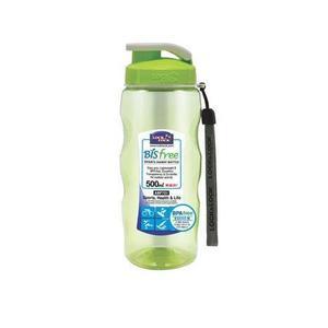 LOCK&LOCK Fľaša na vodu Bisfree 500 ml, zelená vyobraziť