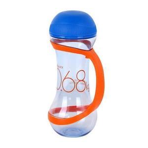 LOCK&LOCK Fľaša športová, činka, objem 560 ml, modrá vyobraziť