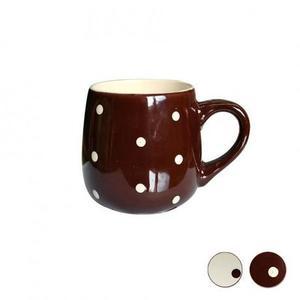 TORO Hrnček s bodkami 310 ml, keramika vyobraziť