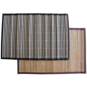 TORO Bambusové prestieranie s obrubou, set 4 ks, 30 x 45 cm vyobraziť
