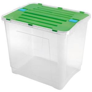 heidrun Plastový úložný box s vekom HEIDRUN Dragon 100l vyobraziť