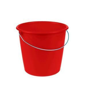 Keeeper Plastové vedro KEEEPER 10l červená vyobraziť