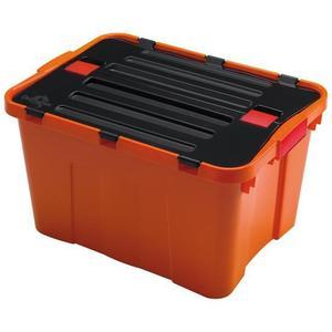 heidrun Plastový úložný box s vekom HEIDRUN Dragon 34l vyobraziť
